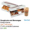 Half Off Krispy Kreme with Groupon
