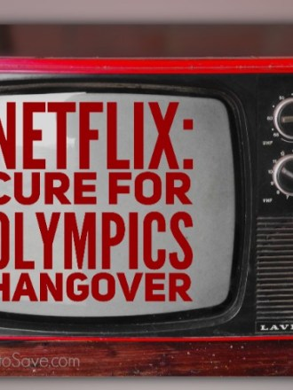 netflix cure for olympics hangover