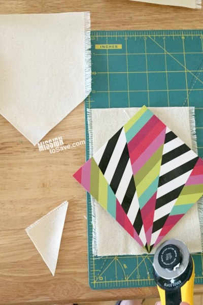 Thowing a wedding shower? See my Miss to Mrs banner tutorial for the perfect bridal shower decoration.