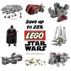 LEGO Star Wars Sets Up to 25% Off!