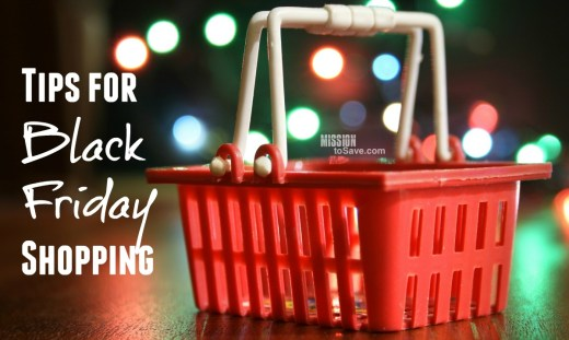 Black Friday is still the biggest shopping time of the year. And while some say Black Friday is dead, I disagree. It's not dead, just evolved. So check out these tips for Black Friday shopping to help you save time and money though the whole process.