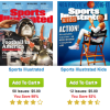 Sports Illustrated, Cooking Light, Real Simple & More Just $5/Year!