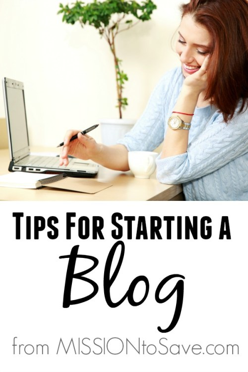Tips for Starting a Blog (for Profit). Take a look at this checklist of things you will need to know, do, have to create a blog for profit.