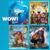 New Disney Movie Downloads for Just $5 – Moana, Doctor Strange, Finding Dory or Alice Through the Looking Glass