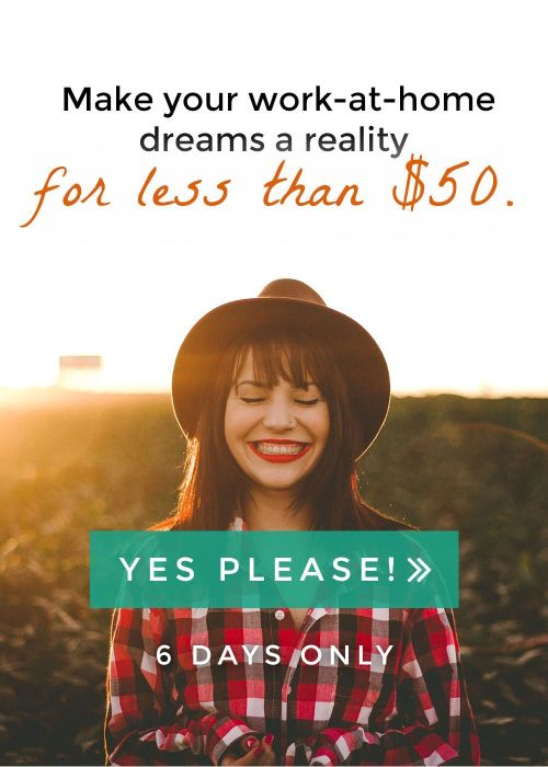 Looking for work from home opportunities? Check out the Ultimate Work at Home Bundle for 50+ resources at 98% savings to get you started on a career from home.
