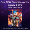 FREE Guardians of the Galaxy Vol. 2 DVD + Blu-ray After Cash Back!