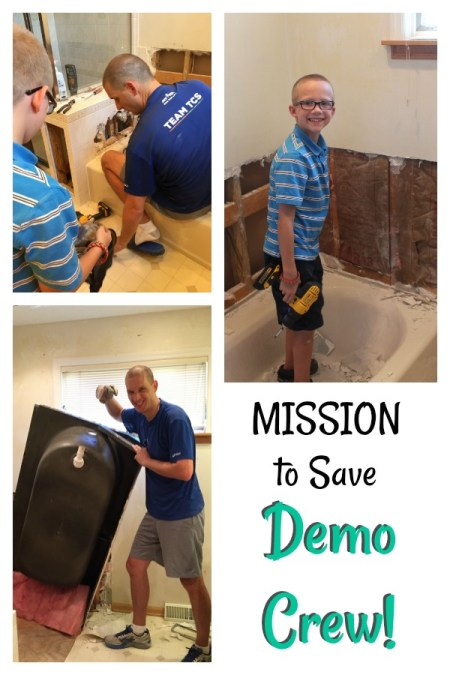 Doing your own demo on a DIY remodel or renovation project can be another way to cut home improvement costs.