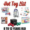 Amazon Hot Holiday Toy List for Kids – 8 to 13 Years Old