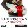 Cricut Cyber Monday Sale- Up to 50% OFF Cricut Machine Bundles and Supplies