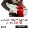 Cricut Cyber Monday Sale- Up to 50% OFF Cricut Machine Bundles and Supplies