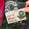 Rusty Bucket Holiday Bonus Gift Card Offer + Giveaway!
