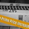 Amazon Prime Price Increase – Lock In Current Price Now!