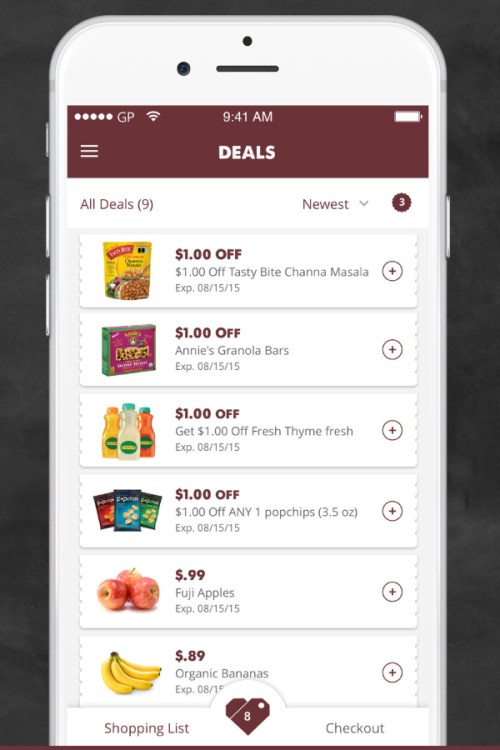 Fresh Thyme App Coupons