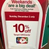 10% off Target Gift Cards – Coming Up This Sunday!