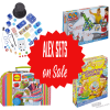 ALEX Toys on Sale on Amazon – Creative and STEM Play