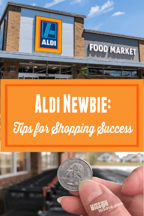New Aldi Grocery shopper tips