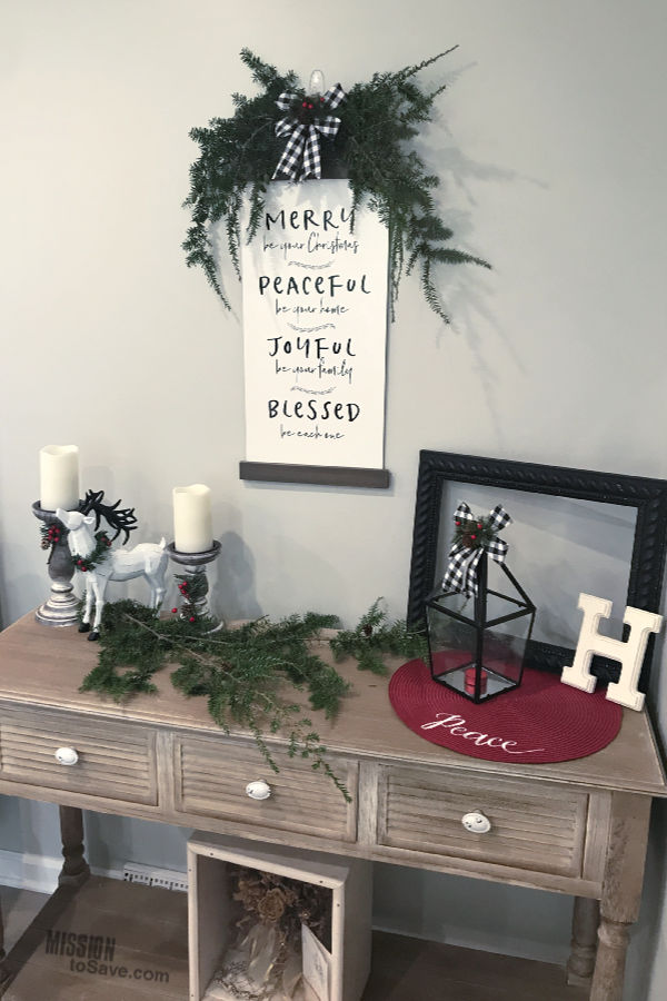 Create Affordable Holiday Decor With Big Lots This Christmas