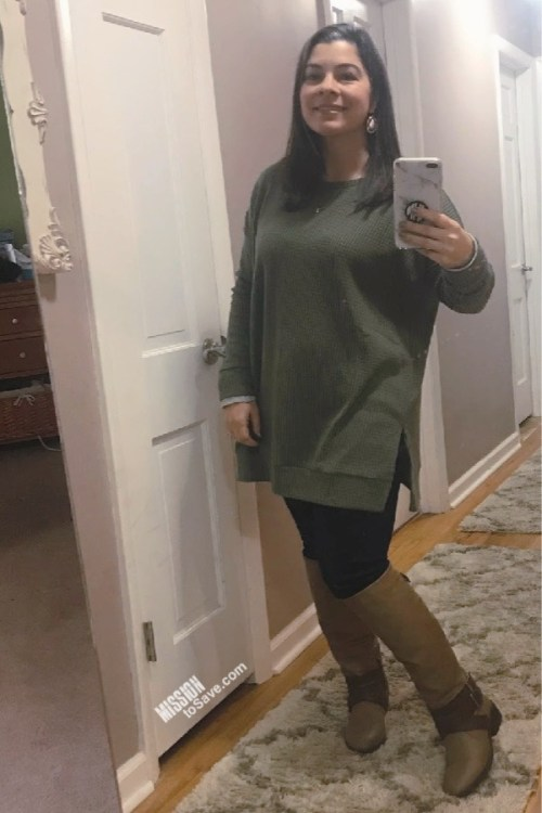 outfit from Nadine West subscription