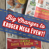 Great News on Change to Kroger Mega Sale Policy
