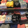 Graphic tees at Aeropostale