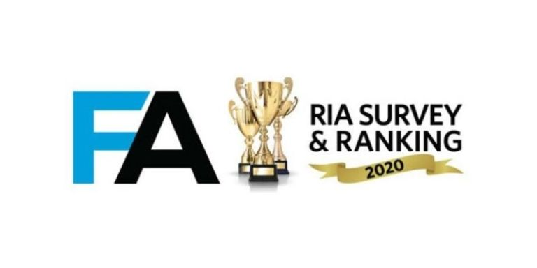 RIA survey and ranking 2020 Mission Wealth
