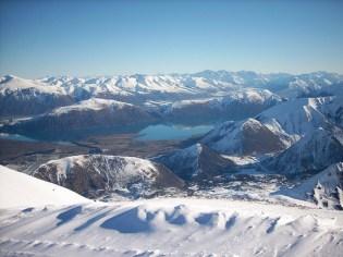 Southern Alps Ski Porters Mission WOW women backcountry getaway
