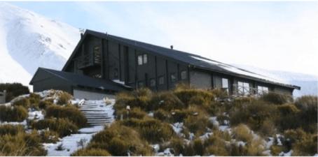 Porters Alpine lodge Mission WOW women Backcountry ski getaway