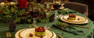Сервировка стола: правильное расположение столовых приборов
