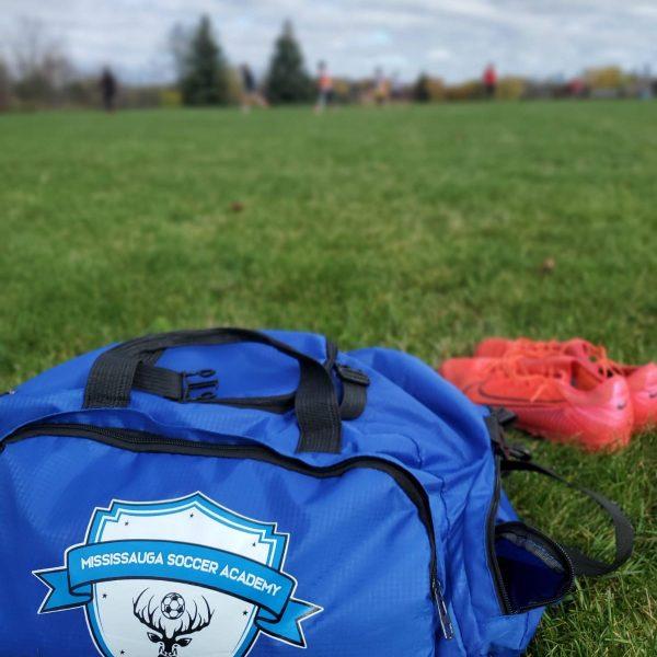 Mississauga Soccer Academy Gym Bag