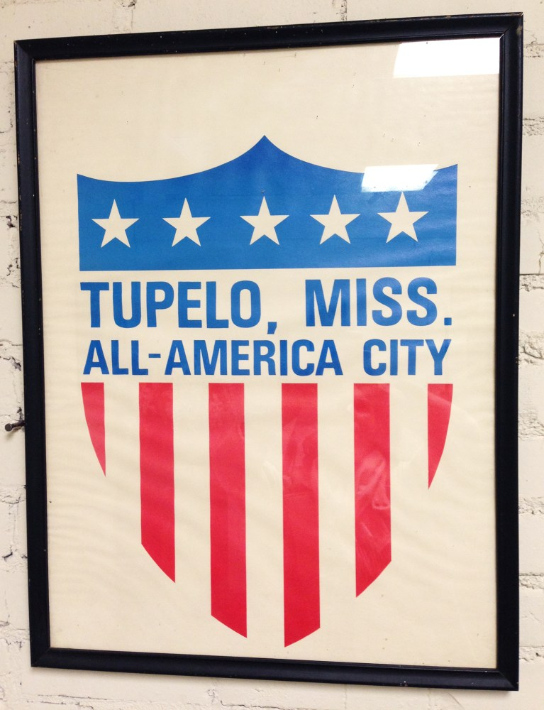 An Introduction to Mississippi Byways, by way of Tupelo (1/2)