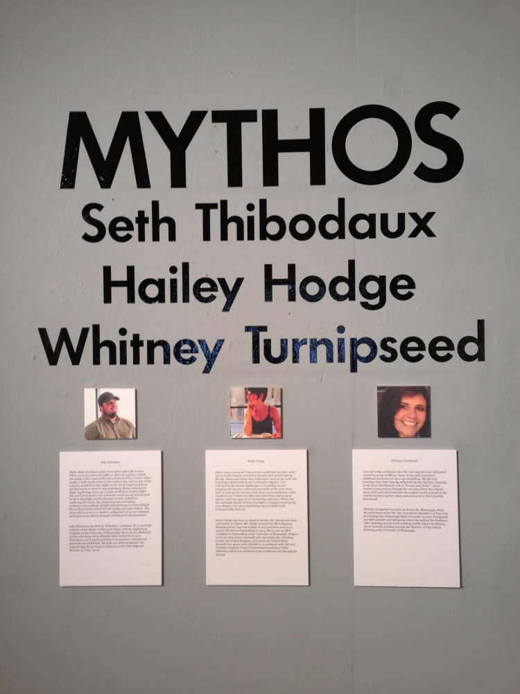 Southside Gallery: Mythos (2/6)
