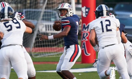 Short becomes star quarterback at MRA – by Mark Alexander
