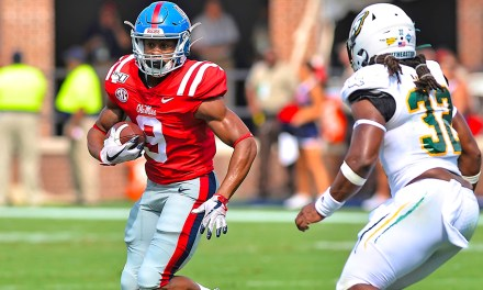Jackson Prep alum Ealy makes early impact at Ole Miss – by Robert Wilson