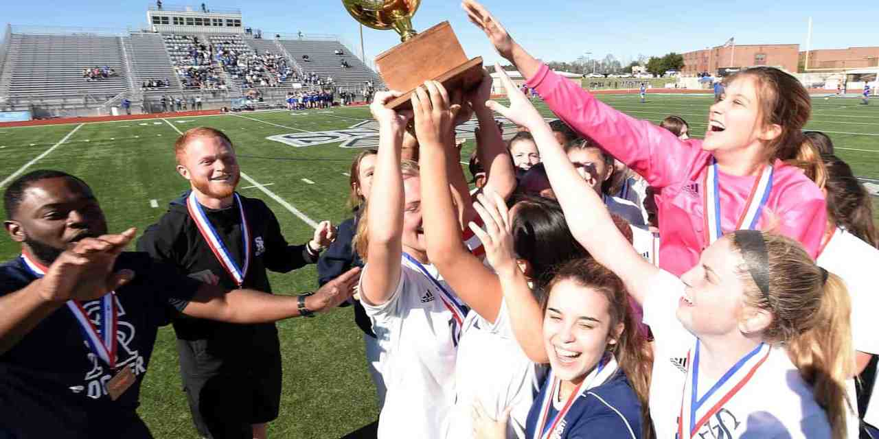 St. Andrews vs Sacred Heart 1A/2A/3A 2020 MHSAA Girls Soccer Championship