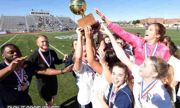 St. Andrews vs Sacred Heart 1A/2A/3A 2020 MHSAA Girls Soccer Championship