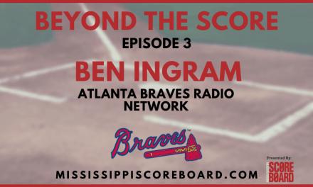 Beyond The Score – Episode 3 | Ben Ingram