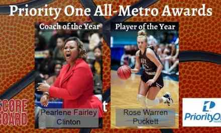 Priority One All-Metro Girls Basketball Awards