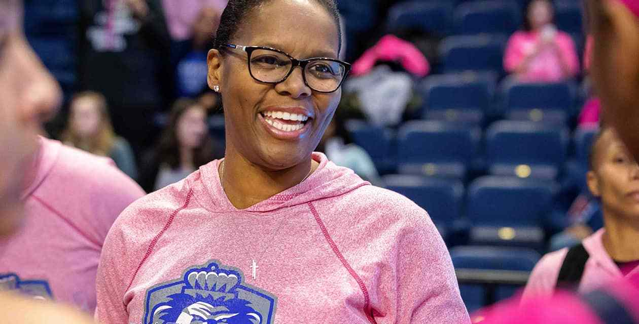 McCray-Penson brings winning ways to MSU women's basketball – Torsheta Jackson