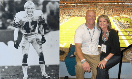 Former USM star Bud Brown reflects on playing for NFL legend Don Shula — who turned out to be the perfect coach for him — By Billy Watkins
