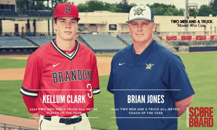 Pearl's Jones, Brandon's Clark earn Metro Jackson baseball Coach, Player of the Year honors