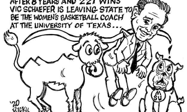 HOOKED BY THE LONGHORNS – By Ricky Nobile