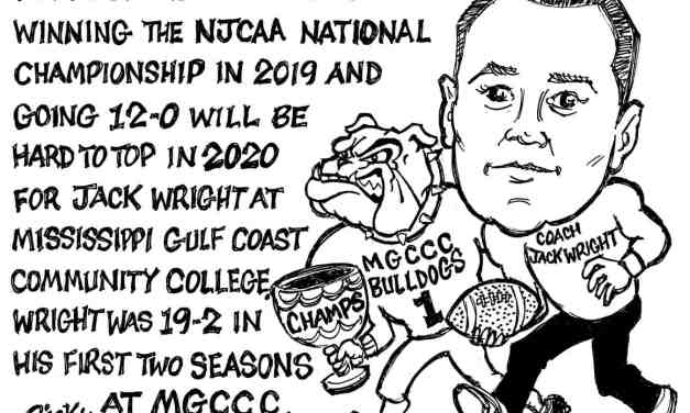 MGCCC Look To Repeat – Cartoon by Ricky Nobile