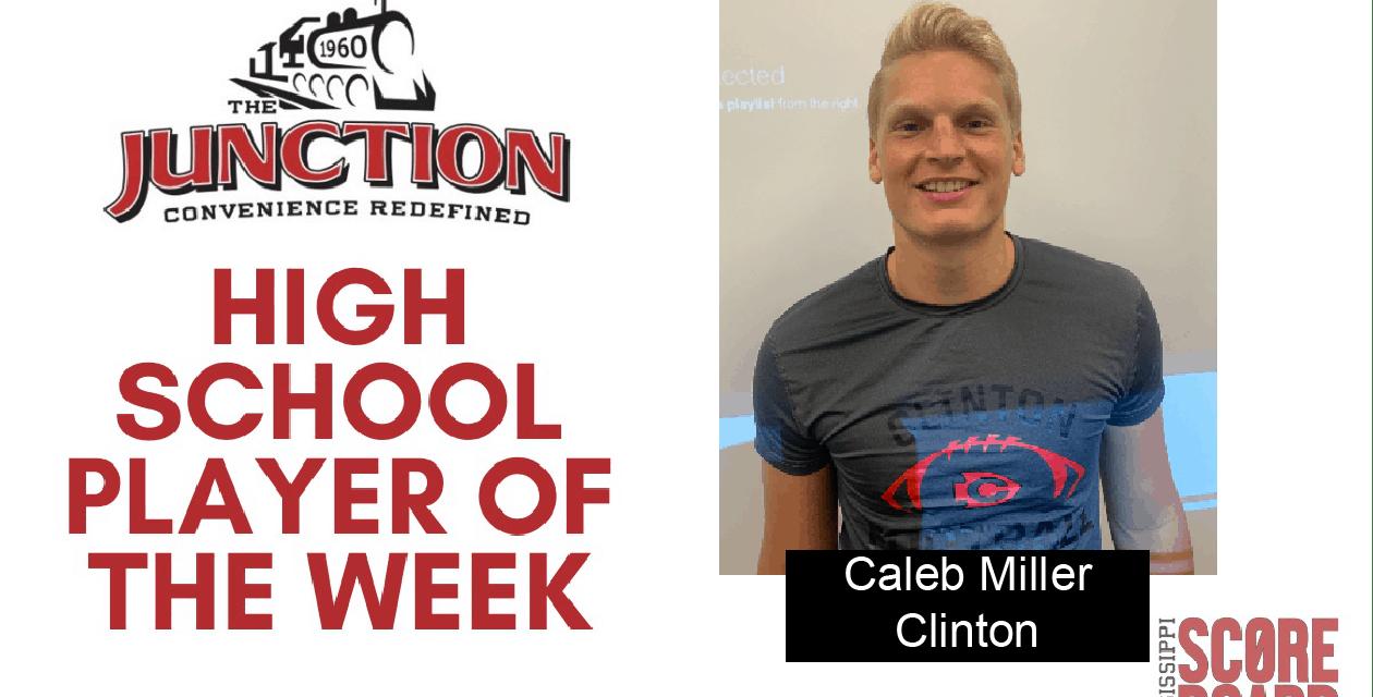 Junction Deli High School Player of the Week – 10/6/20