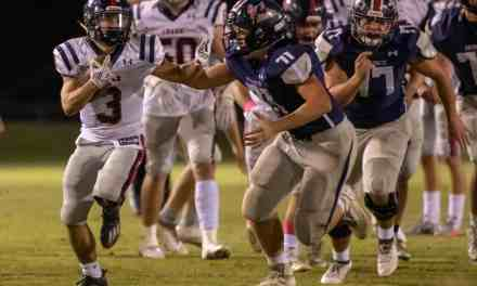 Leake Academy spoils East Rankin's Homecoming 42-7 in Pelahatchie- Photo Gallery by Hays Collins