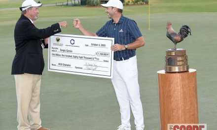 Sergio Garcia wins Sanderson Farms Championship with a -19 – By Billy Watkins