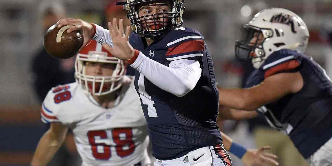 MRA WINS THIRD STRAIGHT OVER PREP WITH 50-24 VICTORY