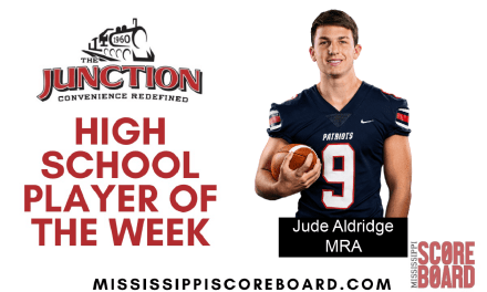 Junction Deli High School Player of the Week – 10-14