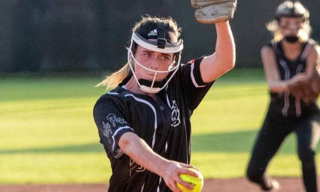Canton Academy softball pitcher Kendall Calloway dominates competition, even her baseball classmates – By Torsheta Jackson