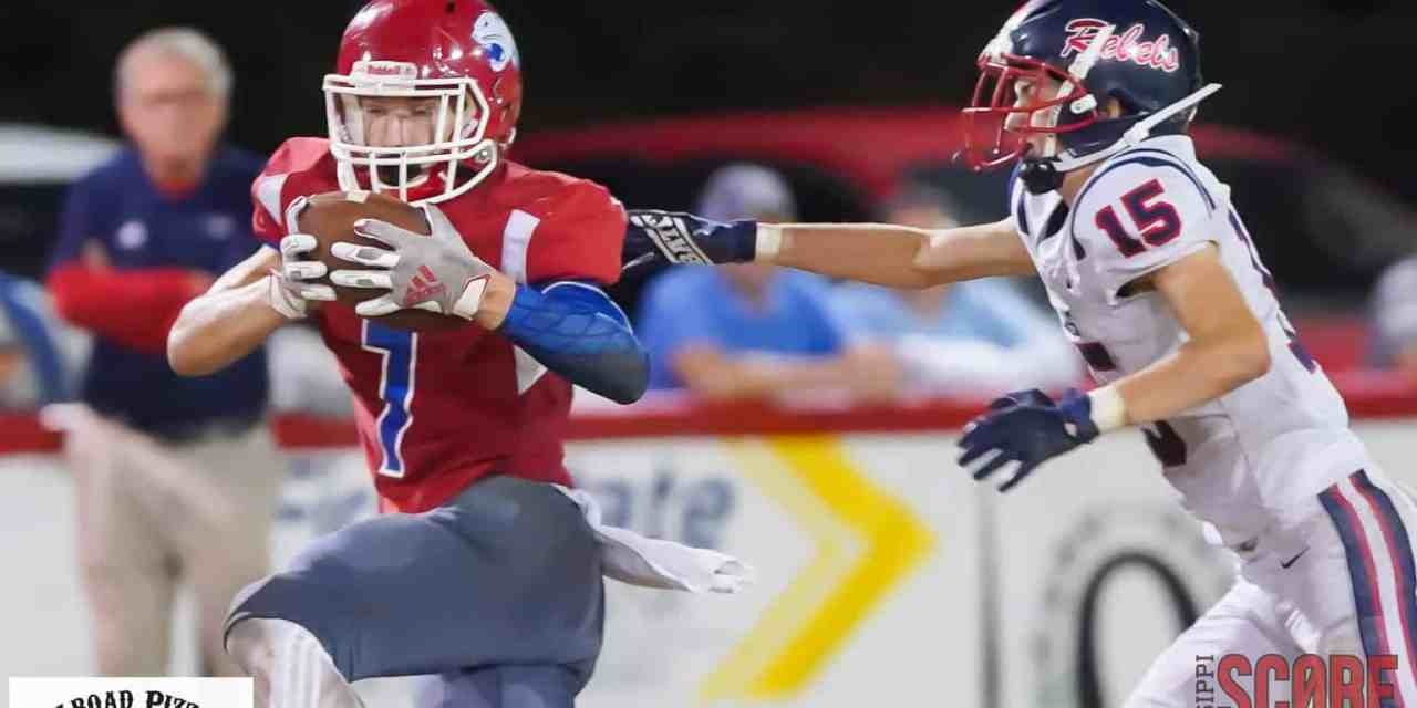Wayne Academy eliminates Tri-County Academy in MAIS Playoff action tonight 28-10 – Photo Gallery
