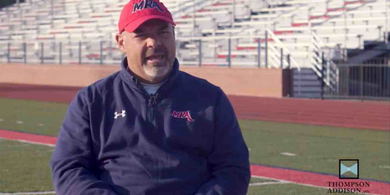 Beyond the Score with Billy Watkins – MRA Football Coach Herbert Davis
